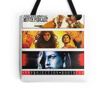 The Projection Booth Podcast Tote Bag