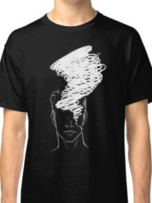Migraine (White Image) Classic T-Shirt