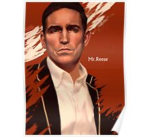 Mr. Reese Poster