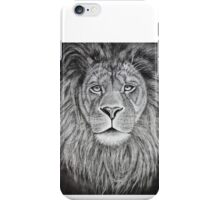 Ruler of the Night iPhone Case/Skin
