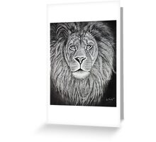 Ruler of the Night Greeting Card