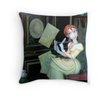 Can You Show Me? Throw Pillow