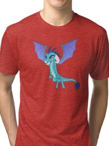 ANGRY PRINCESS EMBER  Tri-blend T-Shirt