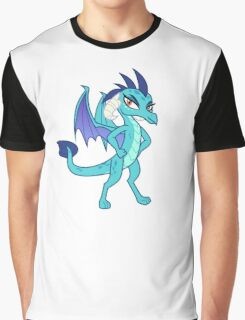 POSING PRINCESS EMBER Graphic T-Shirt
