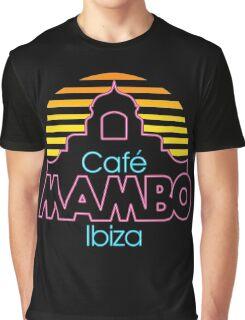 Café Mambo Ibiza Graphic T-Shirt