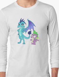 PRINCESS EMBER AND SPIKE Long Sleeve T-Shirt