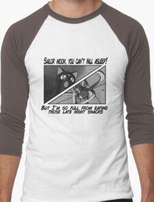 Sailor Foodie Men's Baseball ¾ T-Shirt