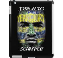 Jose Aldo - Scarface iPad Case/Skin