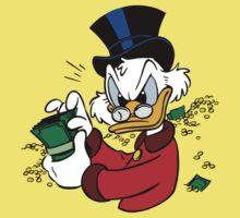 Scrooge McDuck Kids Tee