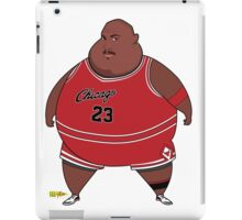 Fat-Jordan iPad Case/Skin