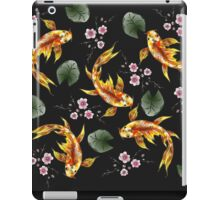 Koi and Cherry Blossoms iPad Case/Skin