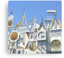 It's a Small World After All Canvas Print