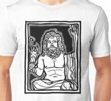 Zeus - god of sky and thunder Unisex T-Shirt