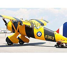 Army Co-operation single engine Westland Lysander III aircraft. Photographic Print