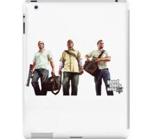 Gta 5 Characters iPad Case/Skin