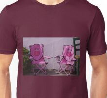Pink Pigs Unisex T-Shirt