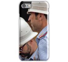 White Hat Teams iPhone Case/Skin