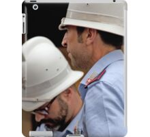 White Hat Teams iPad Case/Skin