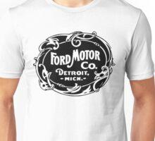 Retro Ford Logo Unisex T-Shirt