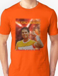 Nadal's force awakens T-Shirt