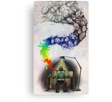 Writer Canvas Print