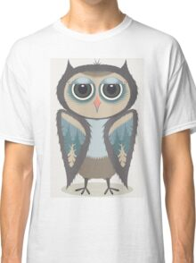 FEATHERED OWL Classic T-Shirt