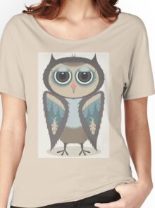 FEATHERED OWL Women's Relaxed Fit T-Shirt