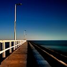 Early Morning at the Pier... by Angelika  Vogel