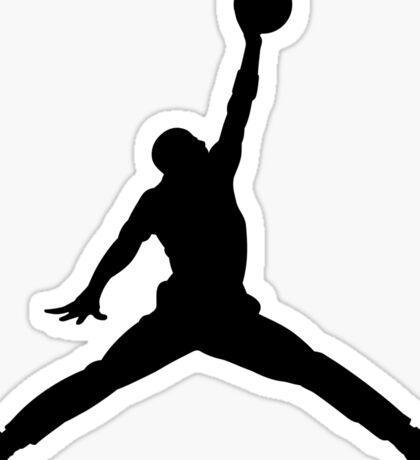 Jordan Jumpman Sticker
