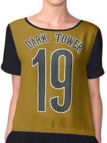 DARK TOWER - 19 Chiffon Top