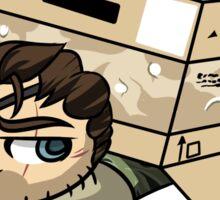 boss box Sticker