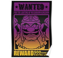 Wanted 02 Poster