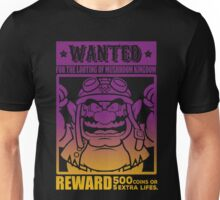 Wanted 02 Unisex T-Shirt