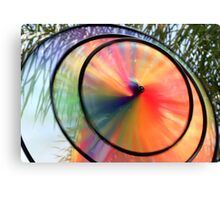 Wind Wheel Canvas Print
