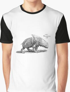 Medieval Bulette (with text) Graphic T-Shirt