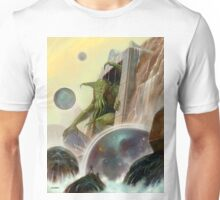 R'Lyeh Rising Unisex T-Shirt