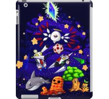 Kirby 64 Boss Rush iPad Case/Skin