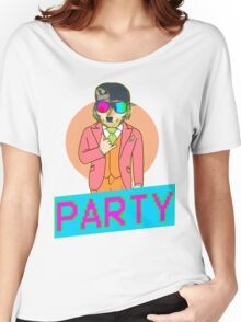 Party Wolf Women's Relaxed Fit T-Shirt