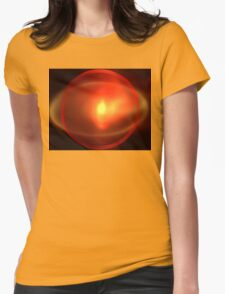 Heliosphere Womens Fitted T-Shirt