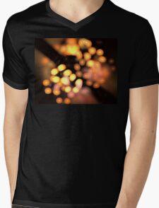 Globular Cluster Mens V-Neck T-Shirt