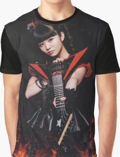 BABYMETAL - MOA RESISTANCE Graphic T-Shirt