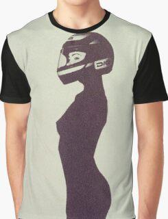 Retro Japanese Ad Graphic T-Shirt