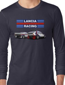 Lancia Rally - Group B Long Sleeve T-Shirt