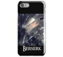 Berserk - gatsu iPhone Case/Skin