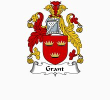 Grant Coat of Arms / Grant Family Crest Unisex T-Shirt