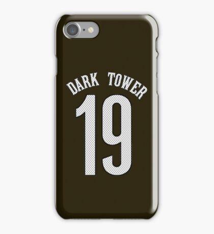 DARK TOWER - 19  (alternate) iPhone Case/Skin