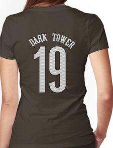 DARK TOWER - 19  (alternate) Womens Fitted T-Shirt