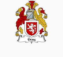 Gray Coat of Arms / Gray Family Crest Unisex T-Shirt