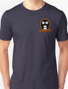 The Mighty Boosh Zooniverse Patch T-Shirt