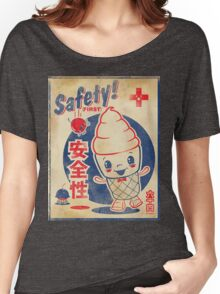 Retro Japanese AD Women's Relaxed Fit T-Shirt
